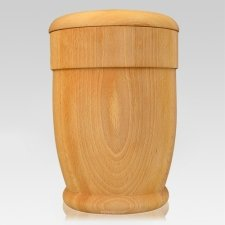Classic Wood Cremation Urn