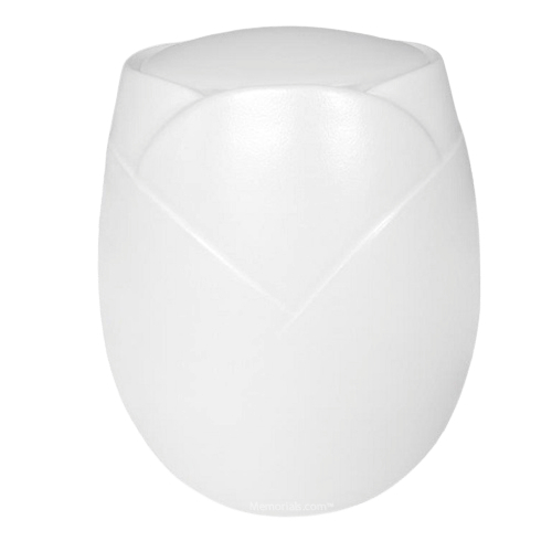 Classic Pearl Bio Water Cremation Urn