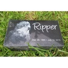 Classic Pet Grave Marker