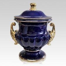Classical Porcelain Cremation Urn