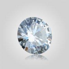 Clear Cremation Diamond I