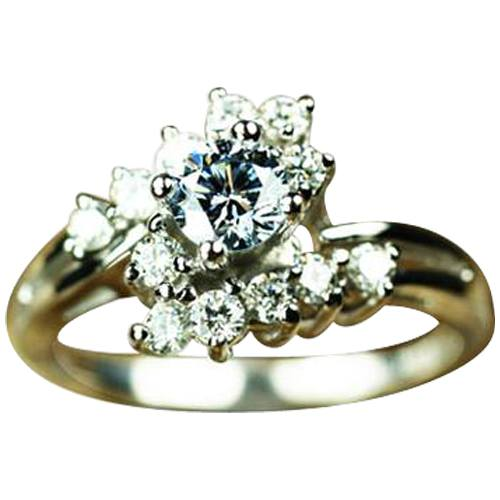 Cluster Ring with Accents