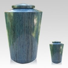 Cobalt Wood Cremation Urns
