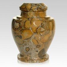Cobblestone Cremation Urn