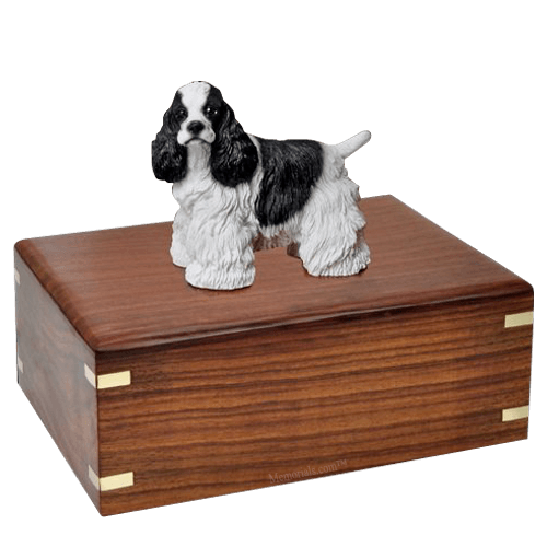 Cocker Spaniel Doggy Urns