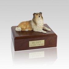 Collie Medium Dog Urn