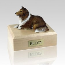 Collie Sable Dog Urns