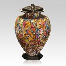Colorlife Glass Cremation Urn