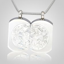 Companion Cremation Necklace