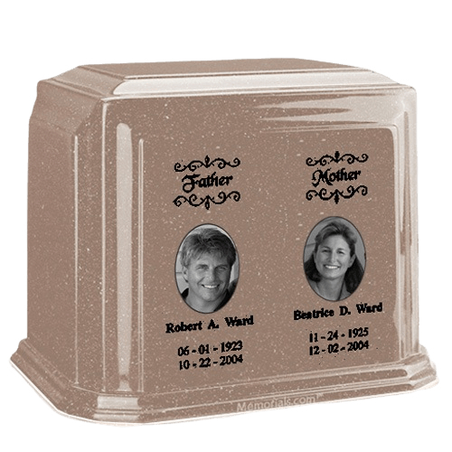 Millennium Sand Companion Marble Urn