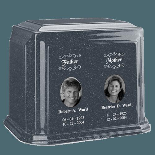 Millennium Wedgewood Companion Marble Urn