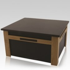 Comtempo Wood Cremation Urn