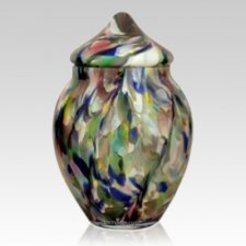 Contempo Glass Pet Urn