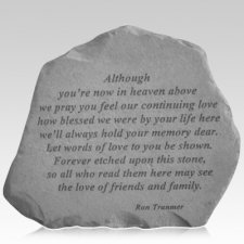Continuing Love Remembrance Stone