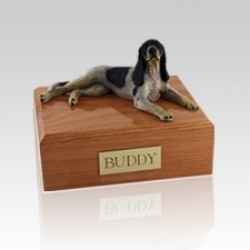 Coonhound Large Dog Urn