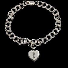 Corazon Cremation Print Bracelets