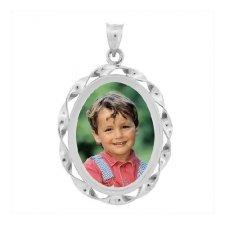 Cordon Silver Photo Jewelry
