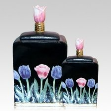 Corona Ceramic Cremation Urns