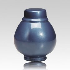 Blue Coronet Pet Cremation Urns