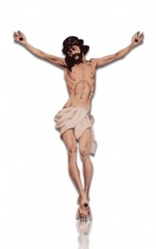 Corpus Christi Large Fiberglass Statues