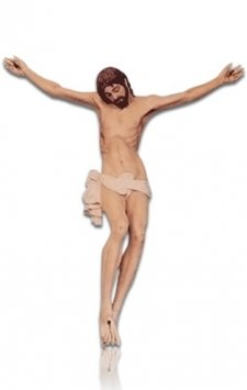 Corpus of Christ Medium Fiberglass Statues