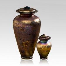 Cosmic Glass Urns
