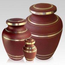 Crimson Elite Cremation Urns
