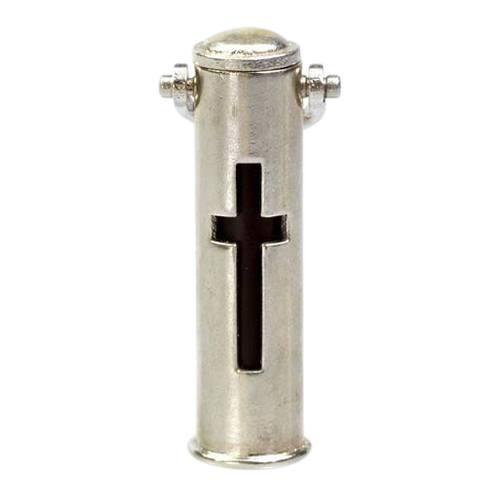 Cross Cremation Keychain Urn