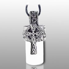 Cross Pet Keepsake Necklace