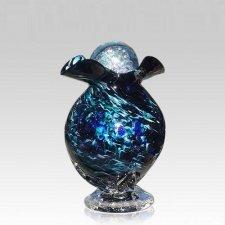 Crown Earth Keepsake Cremation Urn