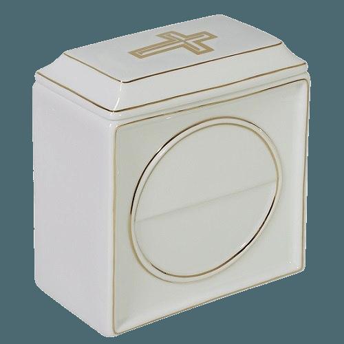 Crucis Religious Cremation Urn