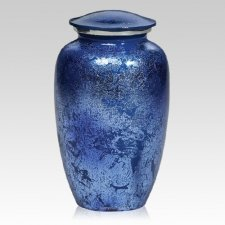 Crystal Waters Metal Cremation Urns