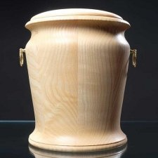Culture Wood Cremation Urn