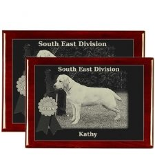 Custom Photo Pet Plaques
