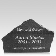 Serenity Memorial Rock Stone