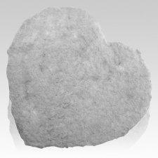 Customized Heart Memorial Rocks