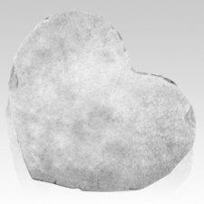 Heart Small Memorial Rock
