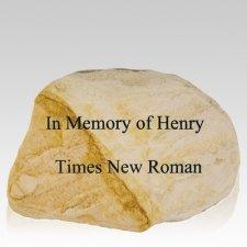 Dignity Memorial Stone Rock