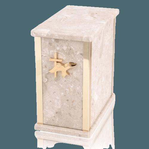 Designer Perlato Cremation Urns