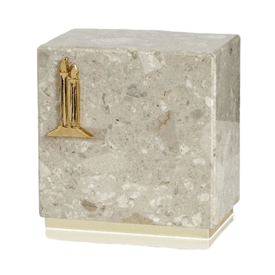 Dignity Perlato Marble Cremation Urns