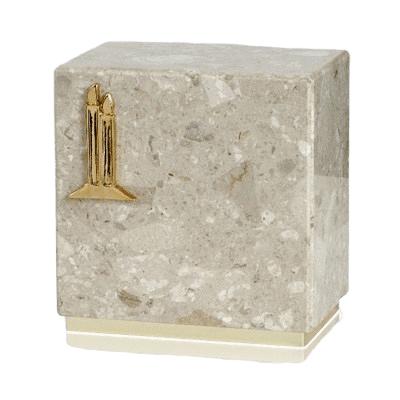 Dignity Perlato Marble Urn