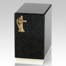 Dignity Cambrian Black Granite Cremation Urns