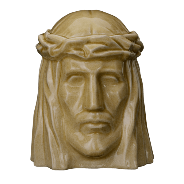 Christ Sand Cremation Urn