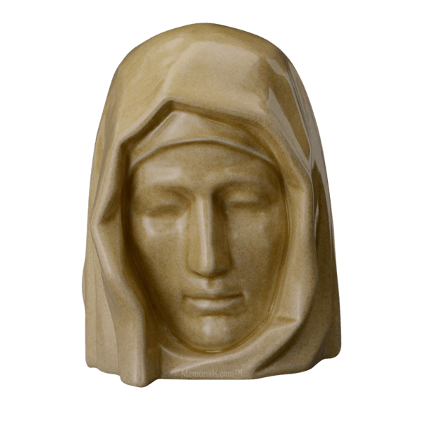 Holy Mother Sand Cremation Urn