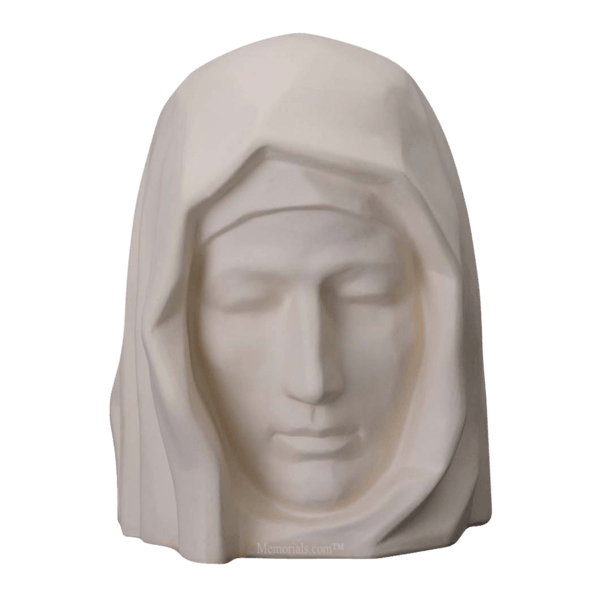 Holy Mother Natural Cremation Urn