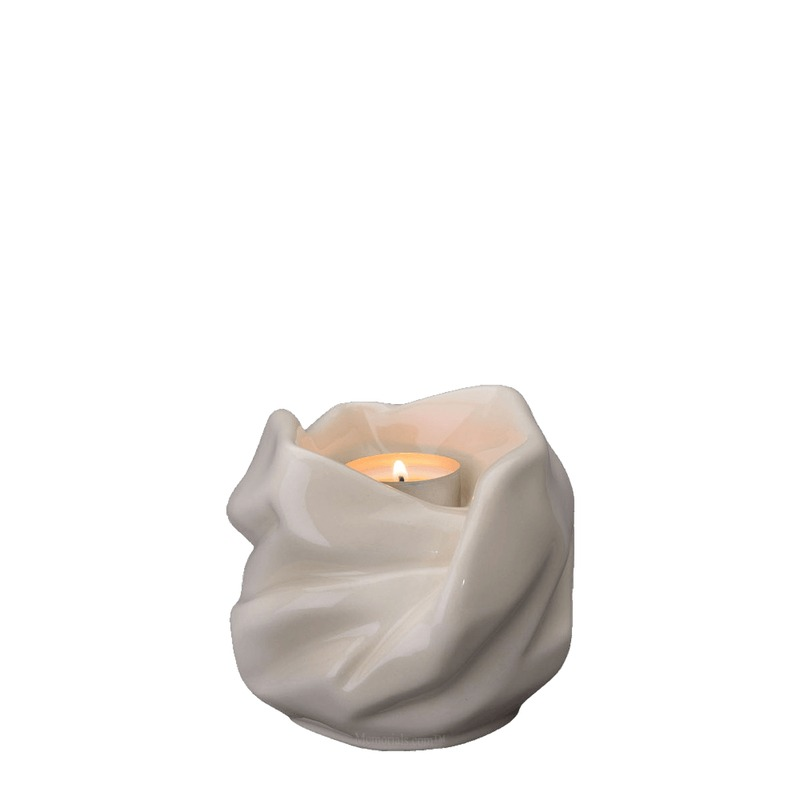 Holy Mother Glossy Keepsake Urn