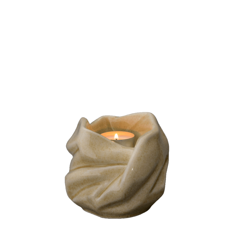 Holy Mother Sand Keepsake Urn