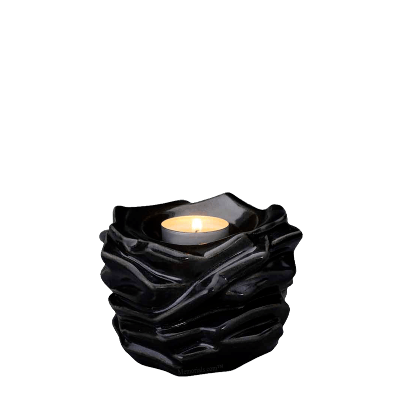 Christ Black Keepsake Urn