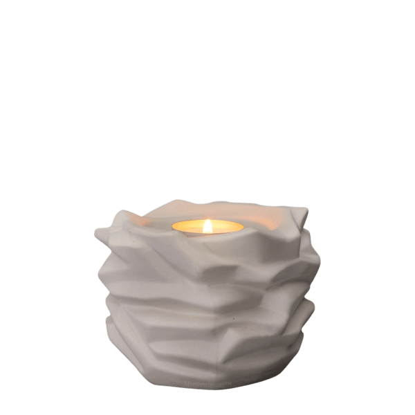 Christ Natural Keepsake Cremation Urn