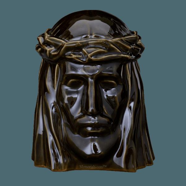 Christ Olive Cremation Urns